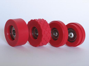 "Rubber rolls series ""80"""