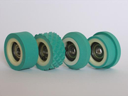 "Rubber rolls series ""SR"""