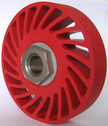 Honeycomb wheel with clamping bush by tecrolls;