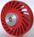 Honeycomb wheel with adjusting bush by tecrolls;