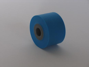 Pinch roller for Vutek digital printer made by tecrolls