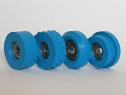 "Rubber rolls series ""85"""