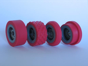 "Rubber rolls series ""RS"""